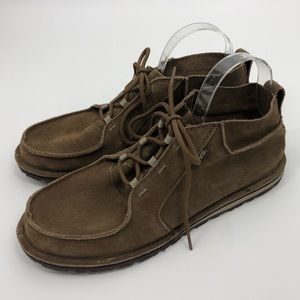 Teva Men's Chukka Lace Up Boots Brown Size 12